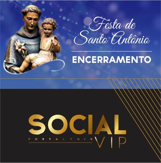 LOUVEIRA: Encerramento da Festa de Santo Antônio 2018