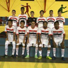 LOUVEIRA: Futsal do Metropolitano estreia com vitória na Copa da Amizade