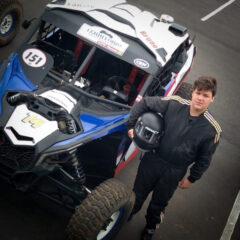 Piloto de 14 anos de VINHEDO é vice-campeão do Rally Minas Brasil na UTV Start