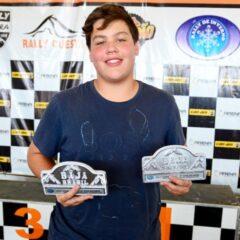 VINHEDO: Bruno Luppi, de 15 anos, segue na liderança do Campeonato Brasileiro de Rally Baja