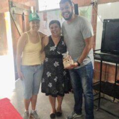 LOUVEIRA: Ex-craque do handebol encanta alunos do Senar com palestra motivacional