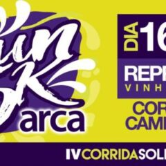 VINHEDO: Inscrições para a 'Corrida Solidária Arca' terminam nesta terça-feira (11)