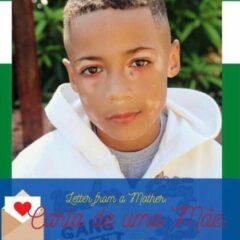 VINHEDO: Através de carta a revista, mãe declara seu amor a filho com vitiligo
